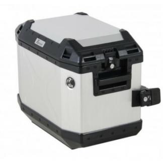 Juego de maletas laterales en aluminio de 40 litros para KTM alto cilindraje
