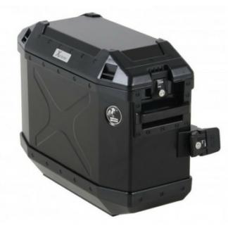 Juego de maletas laterales negras para BMW F800R