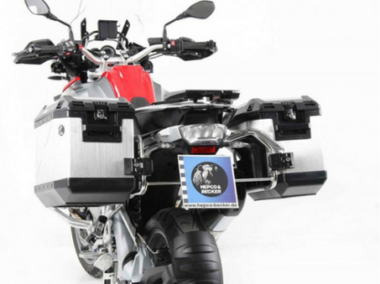Maletas laterales en aluminio para BMW Motorrad