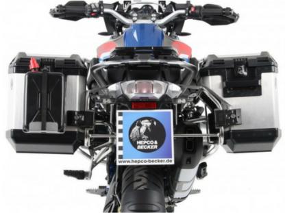 Maletas laterales Hepco y Becker Xplorer para BMW Motorrad