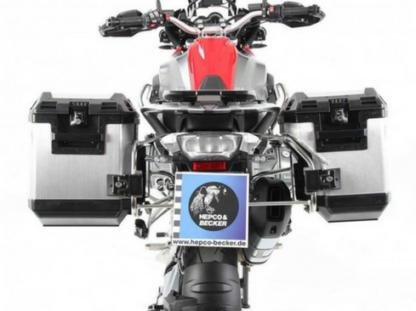 Maletas laterales Hepco y Becker para BMW Motorrad