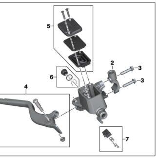 Repuestos para BMW Motorrad