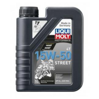 Aceite Liqui Moly para BMW Motorrad