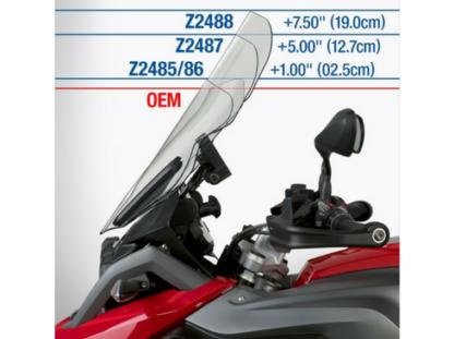 Accesorios y confort para BMW Motorrad