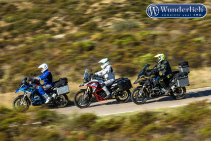 Accesorios y protección para BMW Motorrad