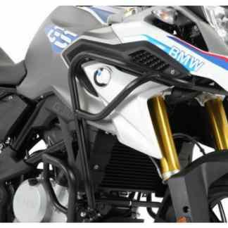 Accesorios para BMW barra alta color negro GS310