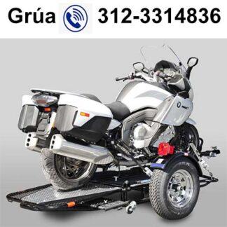 Servicio de grua para motos de alto cilindraje bogota