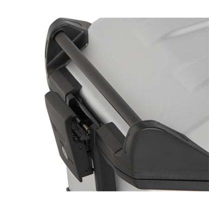 Maletero y top case en aluminio para BMW Motorrad
