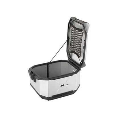 Top case y maletero en aluminio para BMW Motorrad